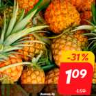 Allahindlus: Ananass, kg