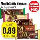 Allahindlus - Vaniljejäätis Magnum