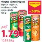 Pringles kartulikrõpsud