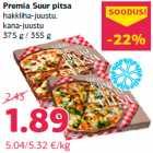 Premia Suur pitsa