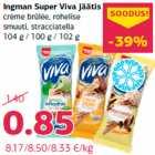 Ingman Super Viva jäätis