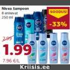 Allahindlus: Nivea šampoon