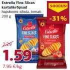 Скидка: Картофельные чипсы Estrella