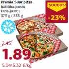 Allahindlus: Premia Suur pitsa