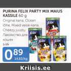 PURINA FELIX PARTY MIX MAIUS KASSILE 60 G