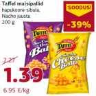 Taffel maisipallid