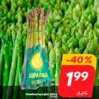 Allahindlus: Rohelised sparglid, 500 g