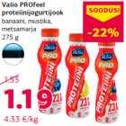 Valio PROfeel proteiinijogurtijook