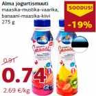 Allahindlus: Alma jogurtismuuti