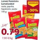 Lorenz Pomsticks kartulisnäkid