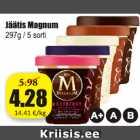 Allahindlus: Jäätis Magnum