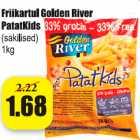 Friikartul Golden River Patatkids