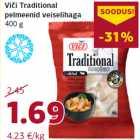 Магазин:Comarket,Скидка:Традиционные пельмени с говядиной 400 г