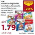 Allahindlus - Foxi hommikusöögihelbed