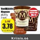 Vanillijäätis Magnum
