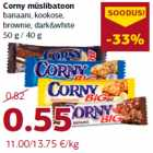 Corny müslibatoon