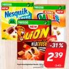 Hommikusöögihelbed Nestle, 360 g