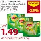 Lipton roheline tee
