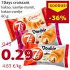 Allahindlus - 7Days croissant