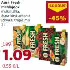 Aura Fresh mahlajook