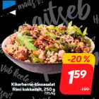 Kikerherne-kinoasalat Rimi kokkadelt, 250 g