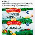 Allahindlus - HÄRMAVILI 10. Külmutatud suvine supisegu 400 g; 11. Külmutatud wokisegu 400 g