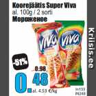 Allahindlus - Koorejäätis Super Viva