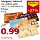 Allahindlus - Schogetten šokolaad