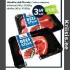 Магазин:Maxima XX,Скидка: Стейк из говядины