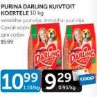 PURINA DARLING KUIVTOIT KOERTELE 10 kg