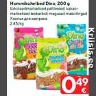 Allahindlus - Hommikuhelbed Dino, 200 g