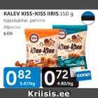 Allahindlus - KALEV KISS-KISS IIRIS 150 g