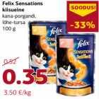 Felix Sensations kiisueine