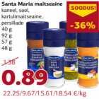 Santa Maria maitseaine