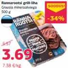 Allahindlus: Rannarootsi grill-liha