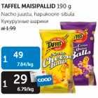 Allahindlus - TAFFEL MAISIPALLID 190 G